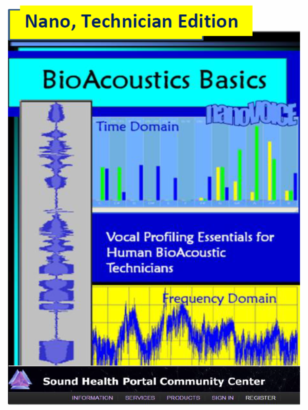 BioAcoustic Basics Textbook cover