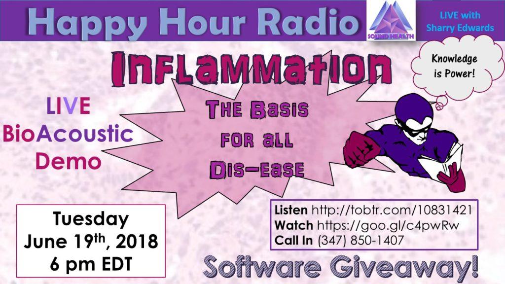 HH Inflammation flyer