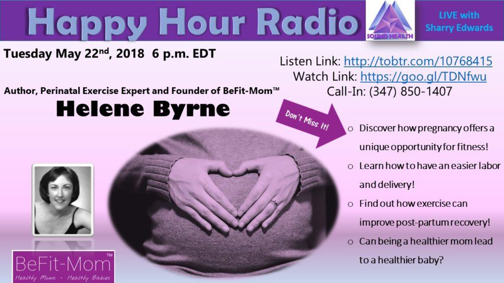 HH Helene Byrne flyer