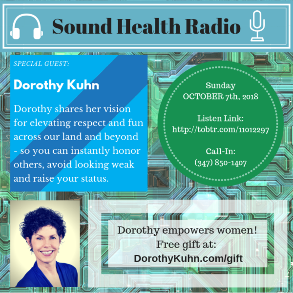 BTR_October 7_ 2018_DorothyKuhn_flyer